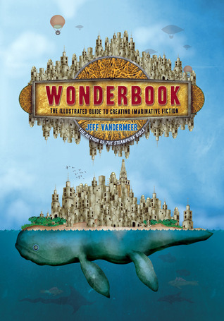 Wonderbook: Constructing Narratives