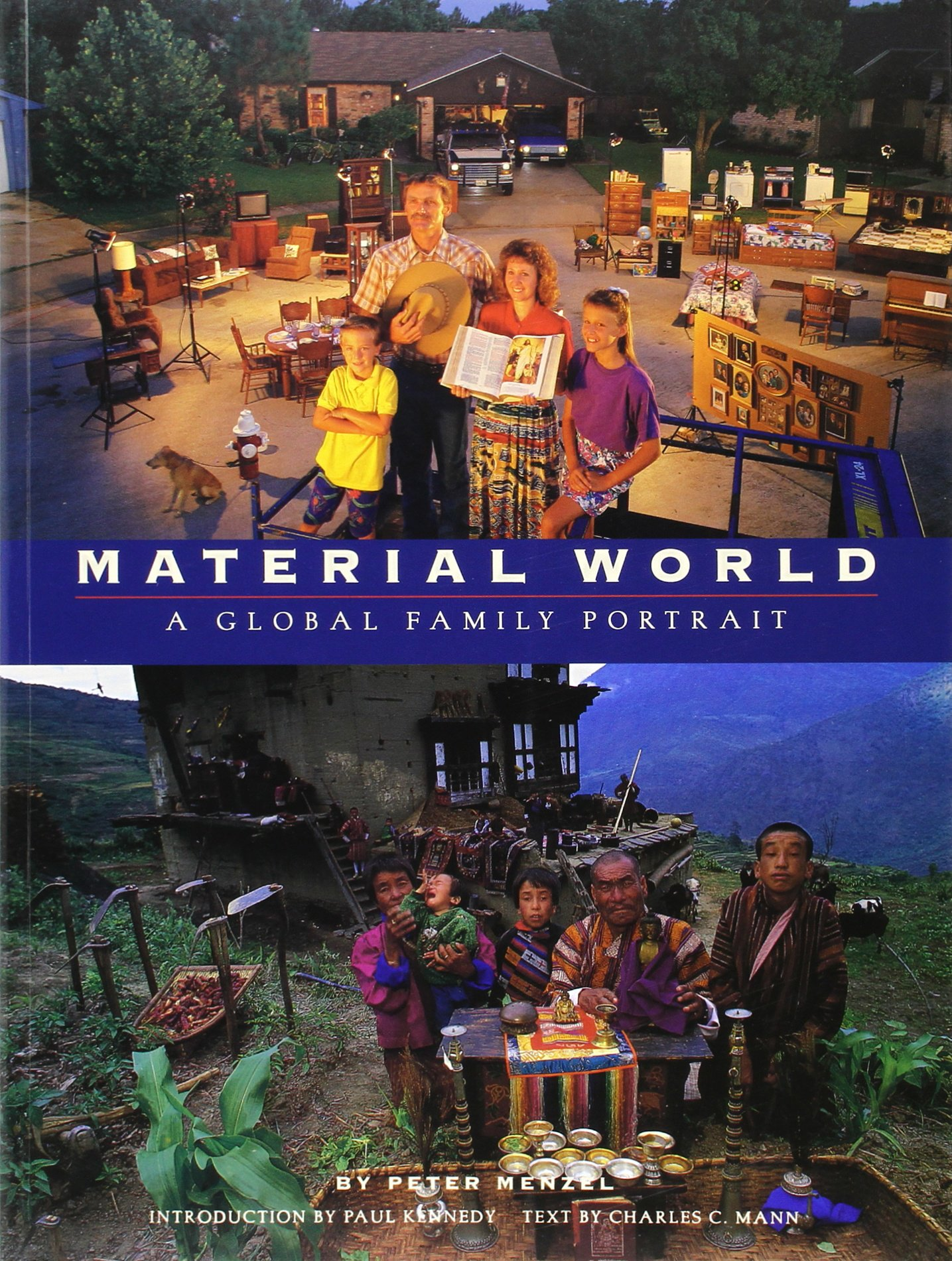 Material World – Peter Menzel