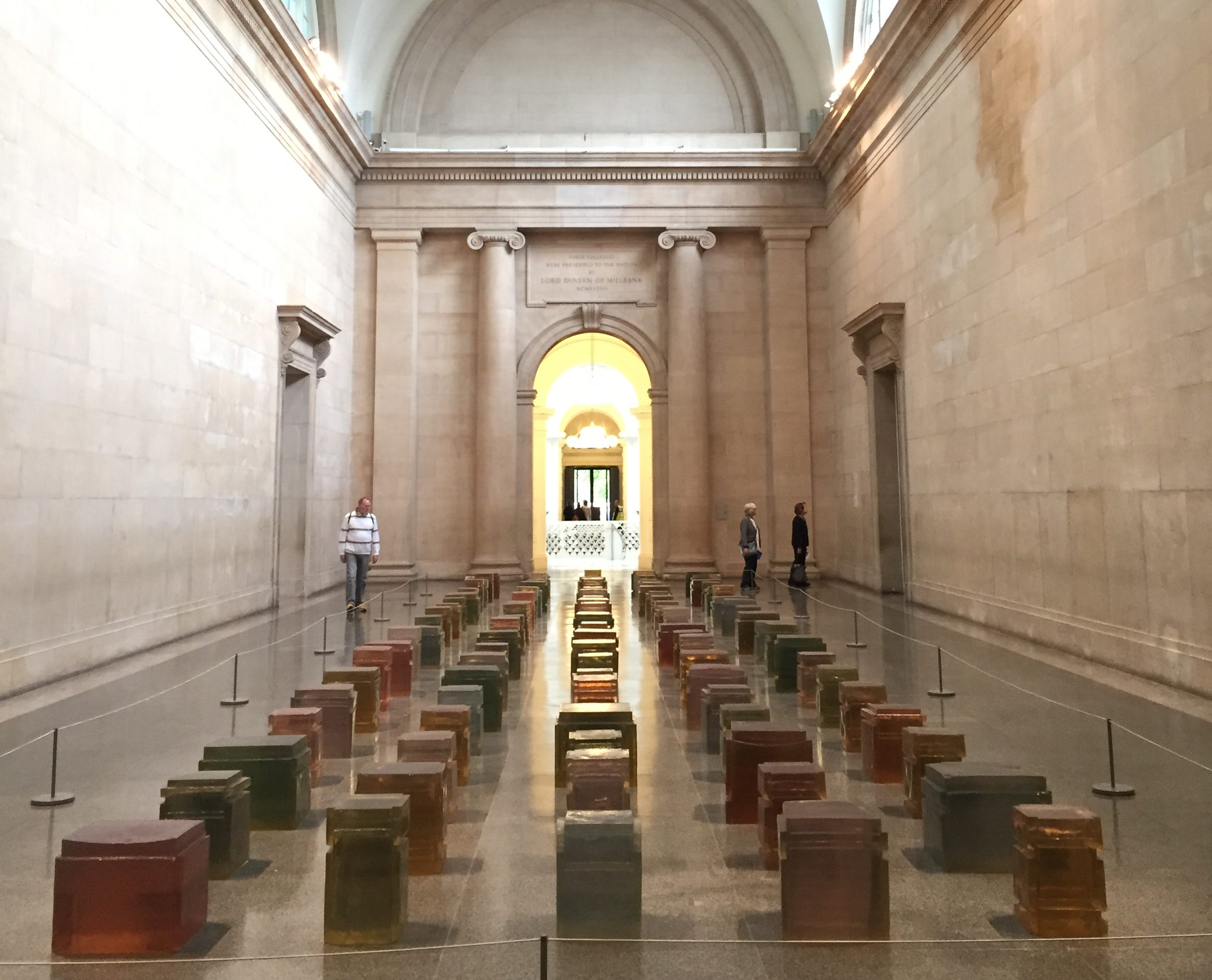 Rachael Whiteread – Tate Britain