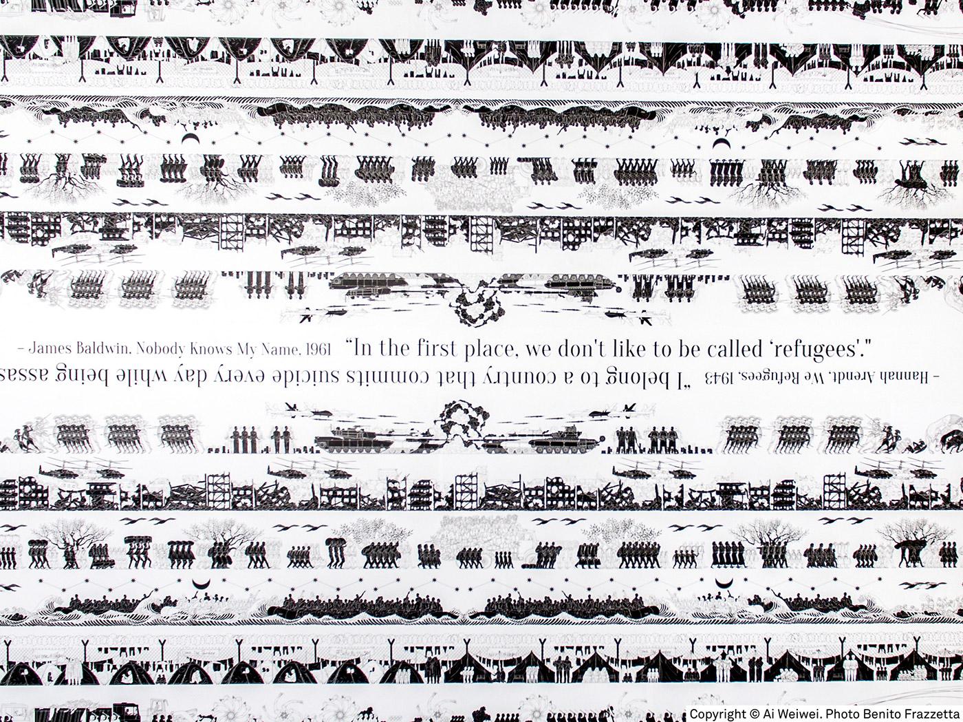Ai Weiwei's Odyssey