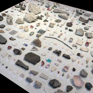 Material displays