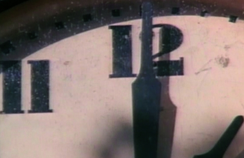 Christian Marclay THE CLOCK —-SUCH A GOOD REF