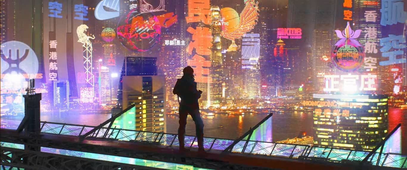 GHOST IN THE SHELL – REEL