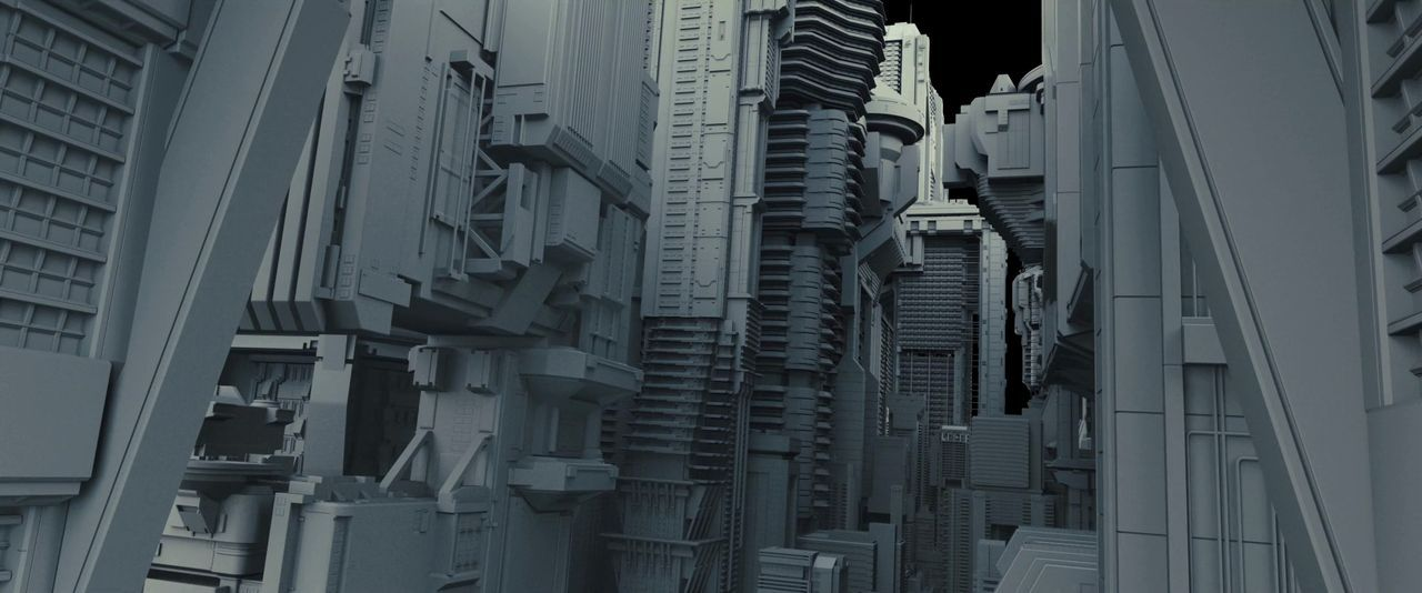 City Engine – Generating Cities | Diploma 12