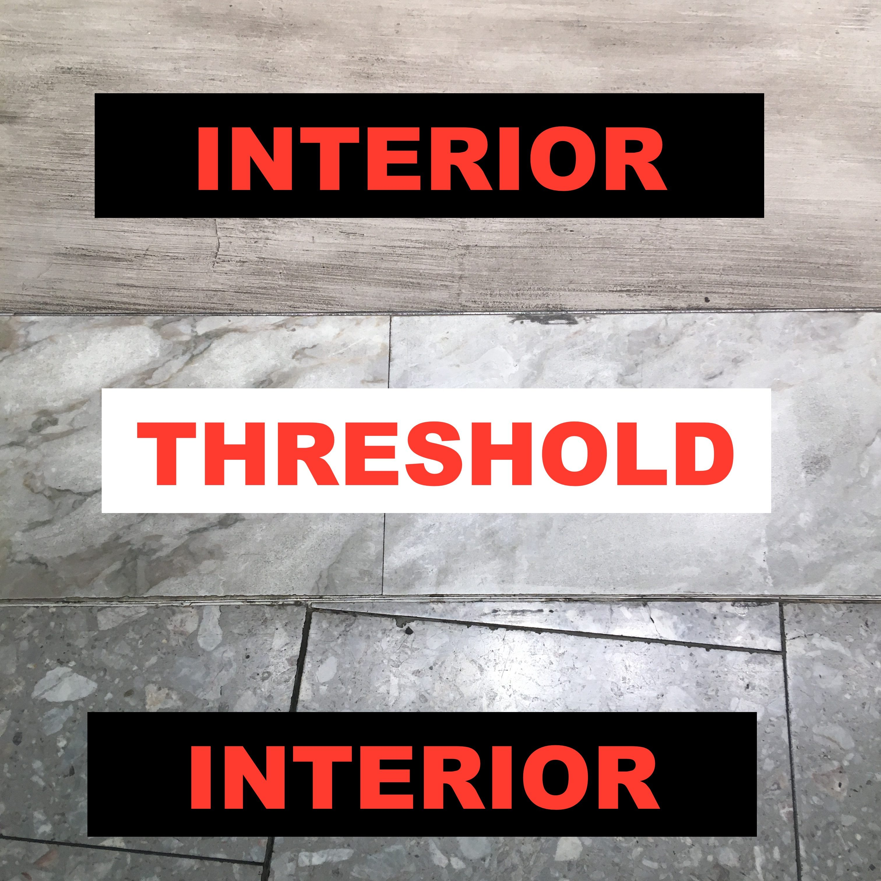Materials at the Threshold of Mass Staged Interiors