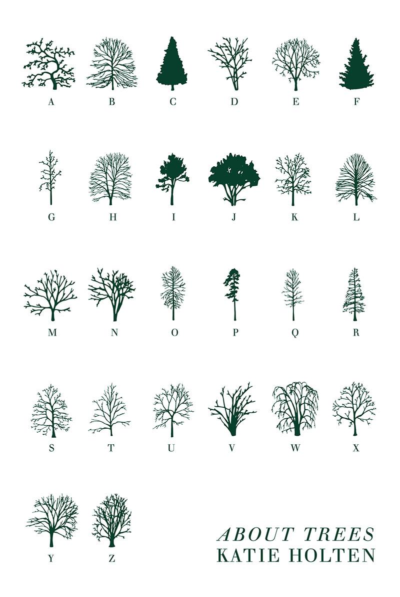 Typescape –  Katie Holten