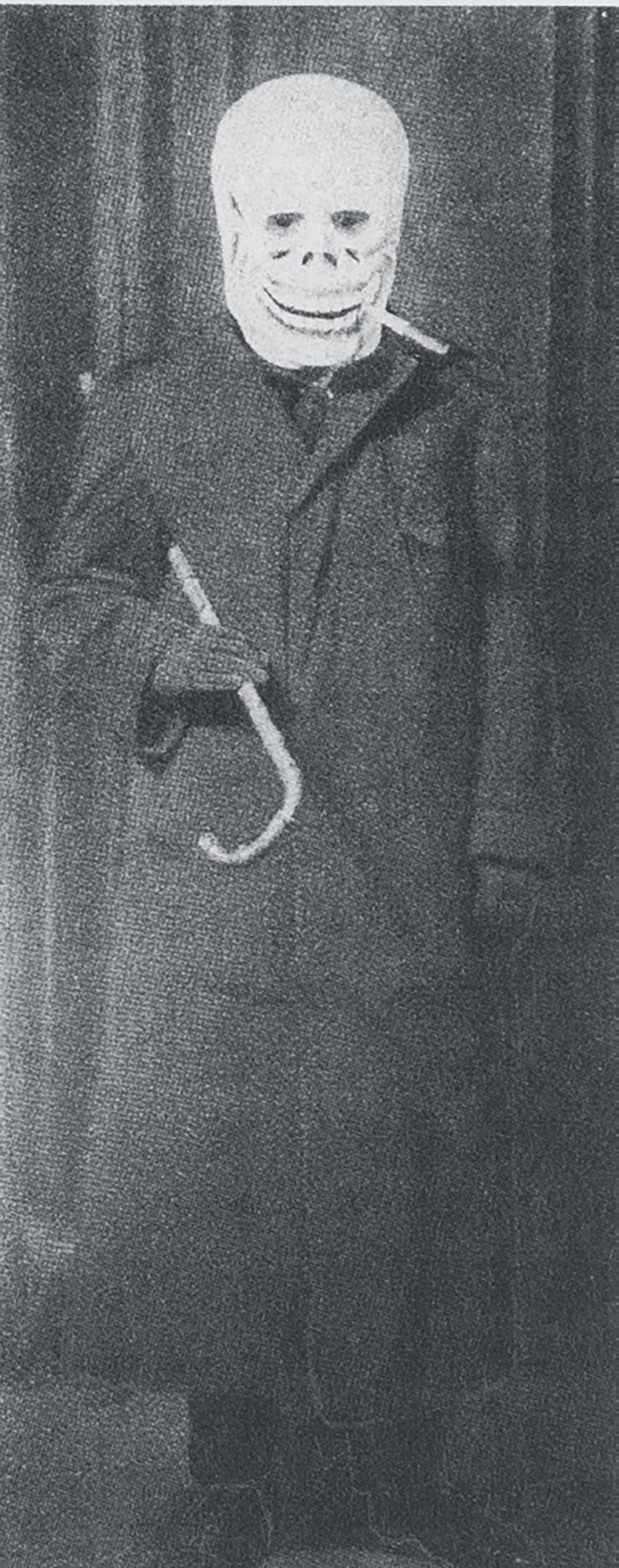 George Grosz & Nazi monsters